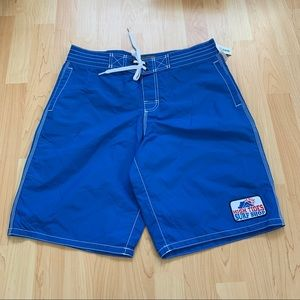 NEW Blue Old Navy board shorts